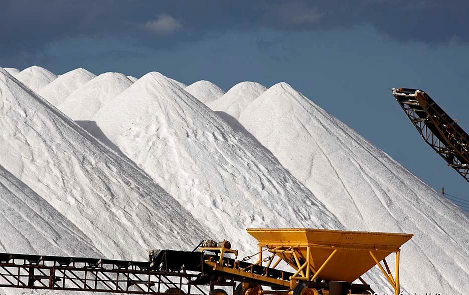Resultado de imagem para sal mossoró