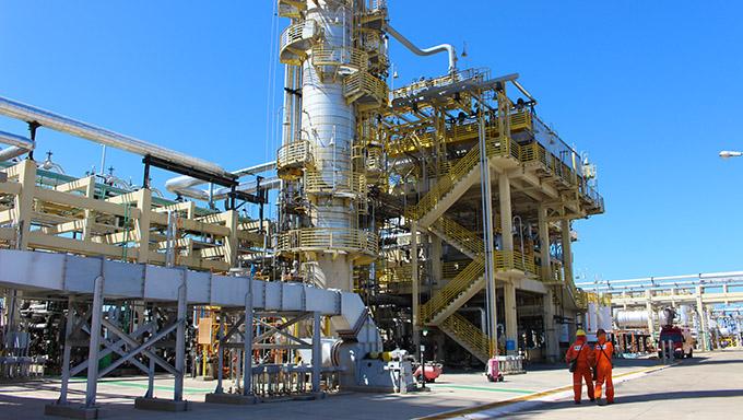 Resultado de imagem para Refinaria da Petrobras Potiguar Clara Camarão